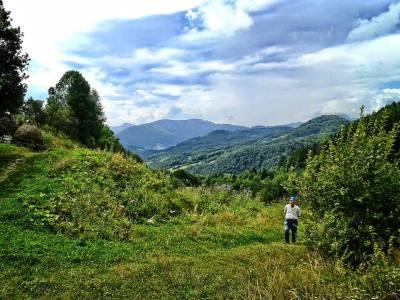 rosia montana cluj corna dealuri munti