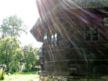 biserica de lemn budesti maramures