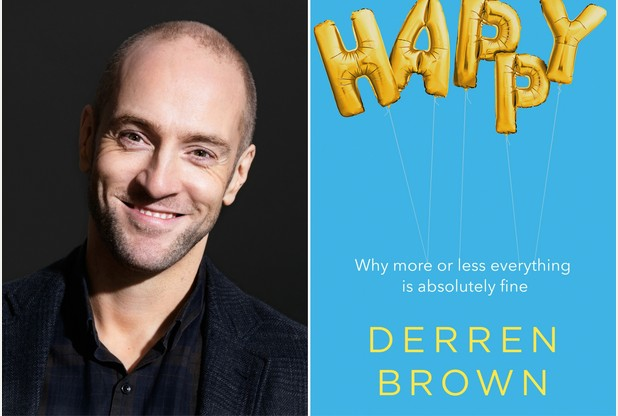derren brown happy