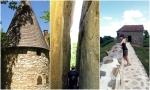 3 în 1: Cetatea Corbului, Porolissum și GrădinaZmeilor