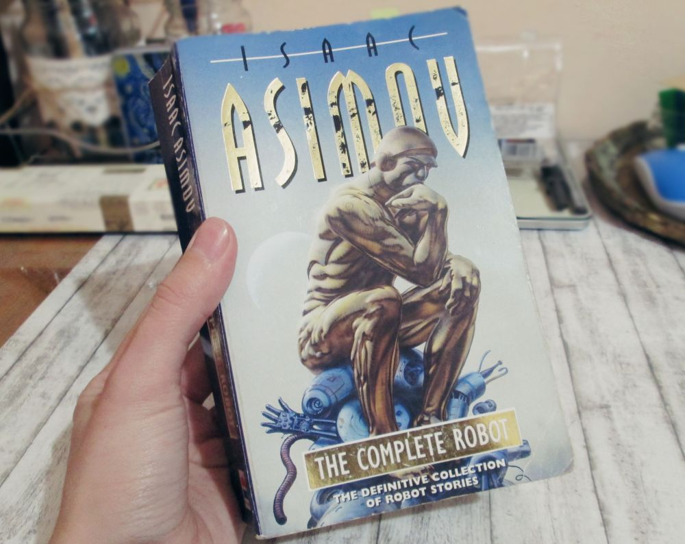 asimov the complete robot
