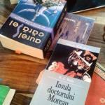 Cărți la pachet, vreo 5: de pe insula cu bestii în splendidacetate…