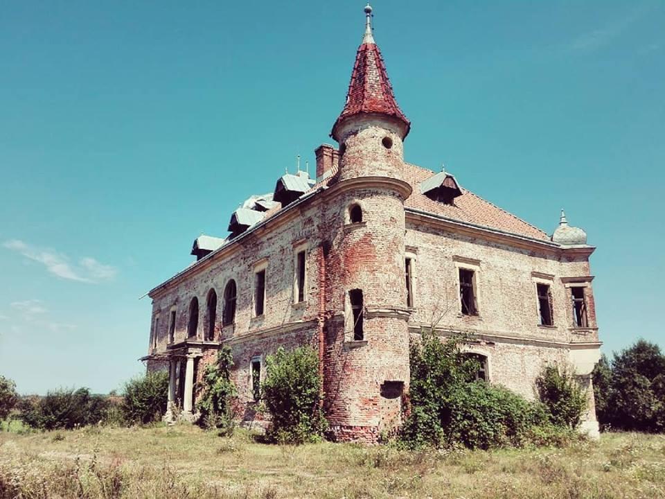 castelul din pribilesti baia mare