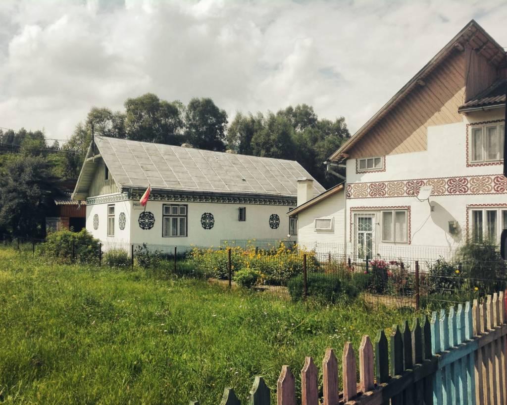 Casele din Ciocănești, Suceava, Bucovina
