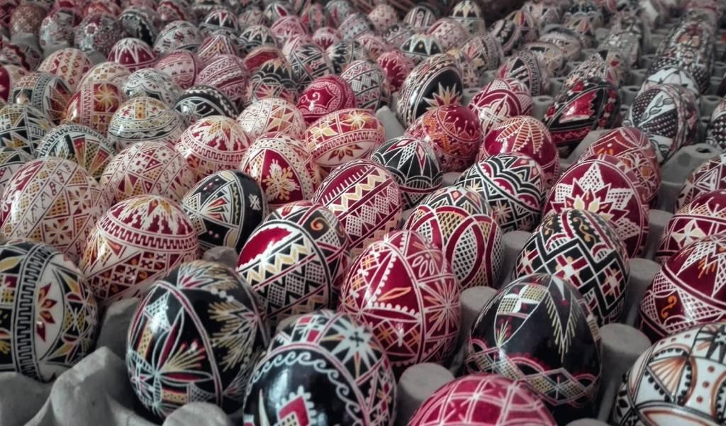 Muzeul Ouălor Încondeiate Ciocănești