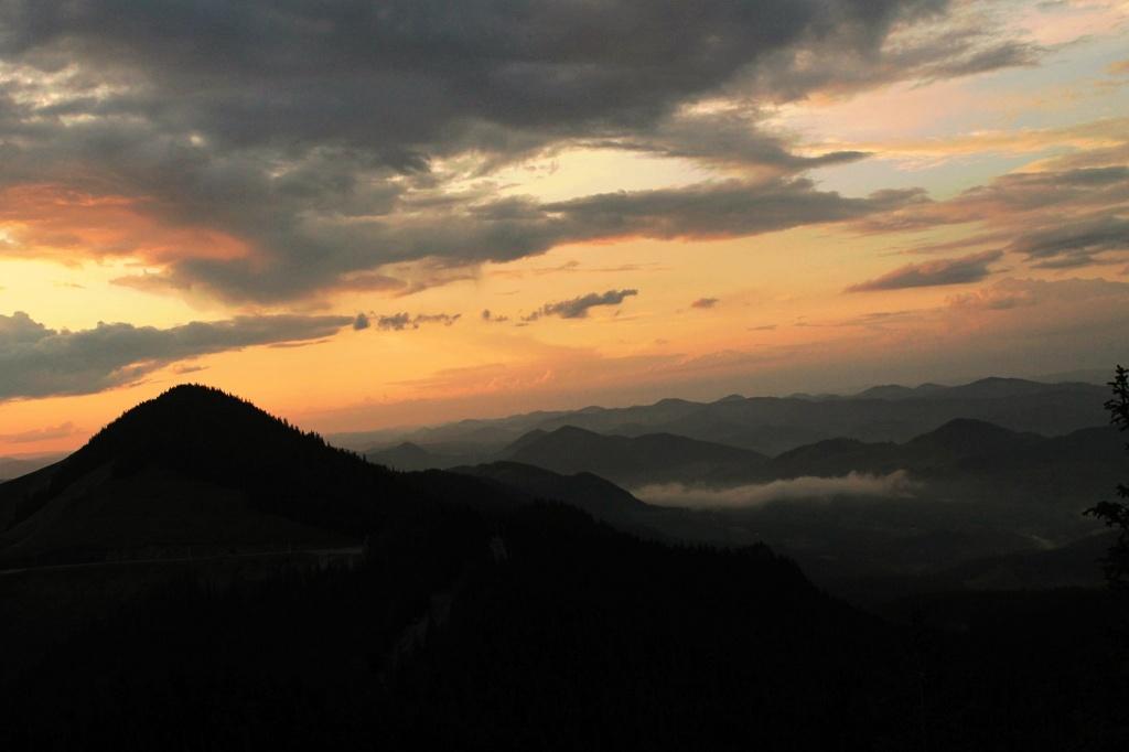 Munții Rarău golden