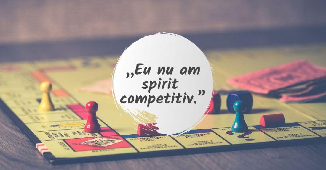 spirit competitiv