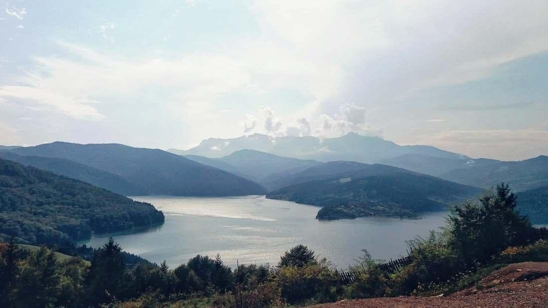 Lacul Bicaz - Izvoru Muntelui